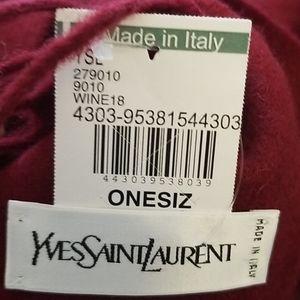 Yves Saint Laurent Accessories - Yves Saint Laurent Wool Scarf